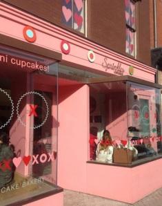 Sprinkles Cupcakes, 3015 M street NW