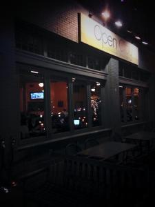 Open City, 2331 Calvert St. NW